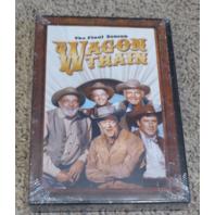 WAGON TRAIN: THE FINAL SEASON DVD SET NEW