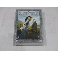 OUTLANDER THE COMPLETE FIRST SEASON DVD NEW