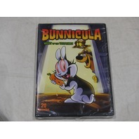 BUNNICULA: NIGHT OF THE VEGETABLE DVD NEW