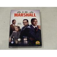MARSHALL DVD NEW W/ SLIPCOVER