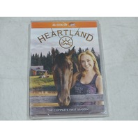 HEARTLAND: THE COMPLETE FIRST SEASON DVD SET NEW