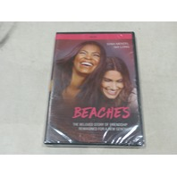 BEACHES DVD NEW
