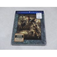 THE HOBBIT THE DESOLATION OF SMAUG EXTENDED EDITION BLU-RAY NEW
