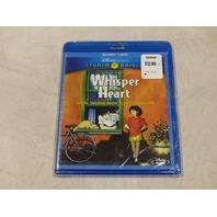 WHISPER OF THE HEART BLU-RAY+DVD NEW