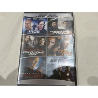 BRUCE WILLIS 6-FILM COLLECTION DVD NEW