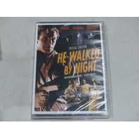 HE WALKED BY NIGHT SPECIAL EDITION DVD NEW / SEALED
