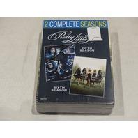PRETTY LITTLE LIARS 2 COMPLETE SEASON SEASON 5& 6 DVD NEW