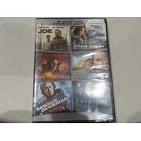 NICHOLAS CAGE 6-FILM COLLECTION DVD NEW