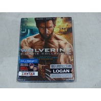 WOLVERINE 2-MOVIE COLLECTION BLU-RAY+DIGITAL HD NEW