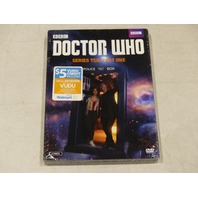 DOCTOR WHO SERIES TEN, PART ONE DVD NEW