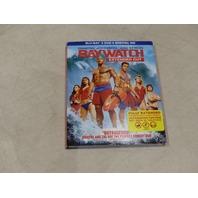 BAYWATCH EXTENDED CUT BLU-RAY + DVD + DIGITAL HD NEW