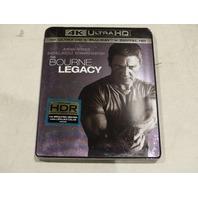THE BOURNE LEGACY 4K ULTRA HD + BLU-RAY + DIGITAL HD NEW / SEALED