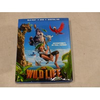 THE WILD LIFE BLU-RAY+DVD+DIGITAL HD NEW WITH SLIPCOVER