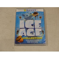 ICE AGE 5-MOVIE COLLECTION DVD SET NEW