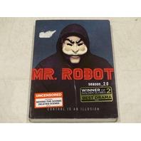 MR. ROBOT: SEASON 2.0 DVD SET NEW W/ SLIPCOVER
