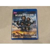 THE MUSKETEERS: THE COMPLETE SERIES 3 (BLU-RAY SET) NEW