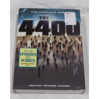 THE 4400: THE COMPLETE SERIES DVD SET NEW