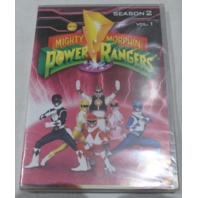 MIGHTY MORPHIN POWER RANGERS: SEASON 2 VOL. 1 DVD SET NEW