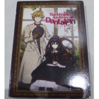 THE MYSTIC ARCHIVES OF DANTALIAN: THE COMPLETE SERIES EPISODES 1-12 DVD NEW W/ SLIPCOVER