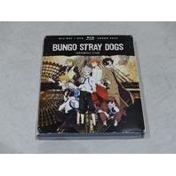 BUNGO STRAY DOGS SEASON ONE (SEASON 1) BLU-RAY + DVD COMBO PACK NEW