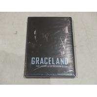 GRACELAND THE COMPLETE SEASON 2 (SEASON TWO) DVD NEW / SEALED