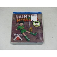 HUNTER X HUNTER VOLUME 1 EPISODES 1-13 LIMITED EDITION BLU-RAY NEW