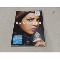 QUANTICO: THE COMPLETE FIRST SEASON DVD SET NEW W/ SLIPCOVER
