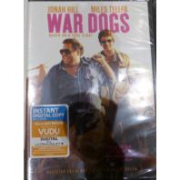 WAR DOGS DVD NEW