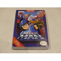MEGA MAN THE COMPLETE SERIES DVD NEW