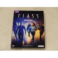 CLASS: SEASON ONE DVD SET NEW W/ SLIPCOVER