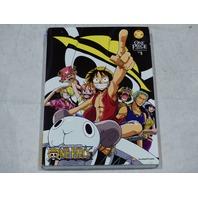 SHONEN JUMP ONE PIECE: COLLECTION NO. 8 EPISODES 183-205 DVD SET NEW W/ SLIP
