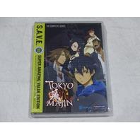 TOKYO MAJIN: THE COMPLETE SERIES DVD SET NEW