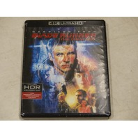 BLADE RUNNER: THE FINAL CUT 4K ULTRA HD+BLU-RAY+DIGITAL NEW W/OUT SLIPCOVER