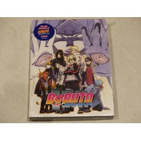 BORUTO: NARUTO THE MOVIE DVD NEW
