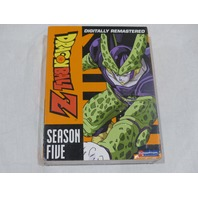 DRAGONBALL Z: SEASON FIVE DVD SET NEW