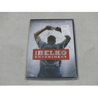 THE BELKO EXPERIMENT DVD NEW / SEALED