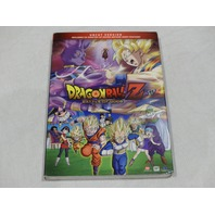 DRAGONBALL Z: BATTLE OF GODS UNCUT VERSION DVD NEW