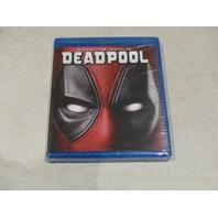DEADPOOL BLU-RAY + DVD + DIGITAL NEW