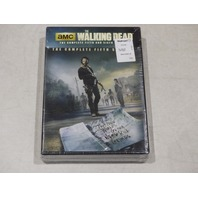 THE WALKING DEAD THE COMPLETE FIFTH AND SIXTH SEASONS (SEASONS 5 & 6) DVD NEW