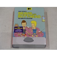 BEAVIS AND BUTTHEAD: THE COMPLETE COLLECTION DVD SET NEW W/ SLIPCOVER