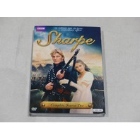 SHARPE THE COMPLETE SEASON TWO DVD NEW
