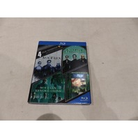 4 FILM FAVORITES: THE MATRIX COLLECTION BLU-RAY SET NEW