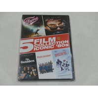 ICONIC '80S: 5 FILM COLLECTION DVD NEW