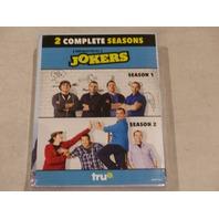 (IMPRACTICAL) JOKERS: SEASON 1 AND SEASON 2 DVD SET NEW