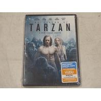 THE LEGEND OF TARZAN DVD NEW