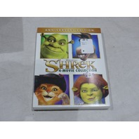 SHREK 4-MOVIE COLLECTION BLU-RAY NEW