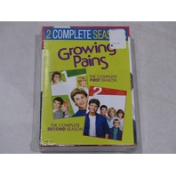 GROWING PAINS THE COMPLETE FIRST AND SECOND SEASON DVD NEW