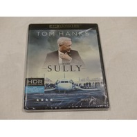 SULLY 4K ULTRA HD+BLU-RAY+DIGITAL HD NEW W/OUT SLIPCOVER