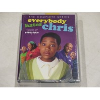 EVERYBODY HATES CHRIS: THE COMPLETE SERIES DVD SET NEW