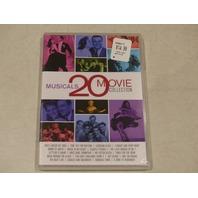 MUSICALS 20 MOVIE COLLECTION DVD NEW